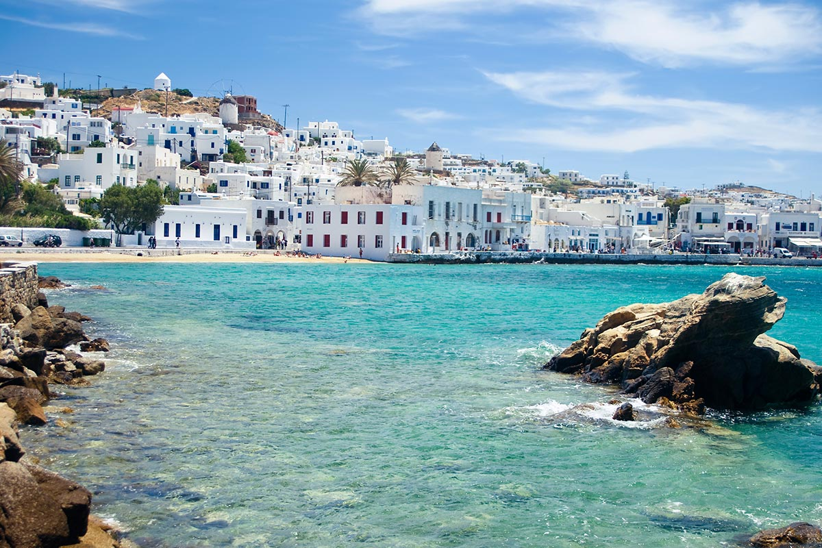 Mykonos by Seaside